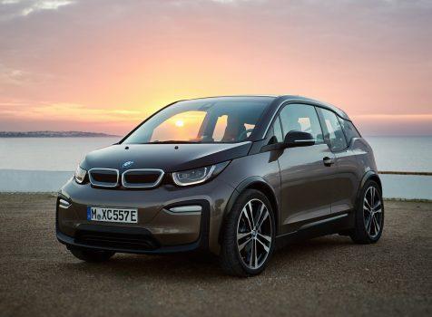BMW i3 120Ah (© BMW Group)