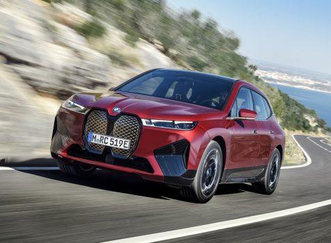 BMW iX (© BMW Group)