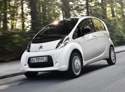Citroën C-Zero (© CITROEN COMMUNICATION / JEROME LEJEUNE)