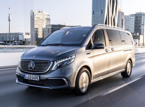 MERCEDES EQV (© Daimler)