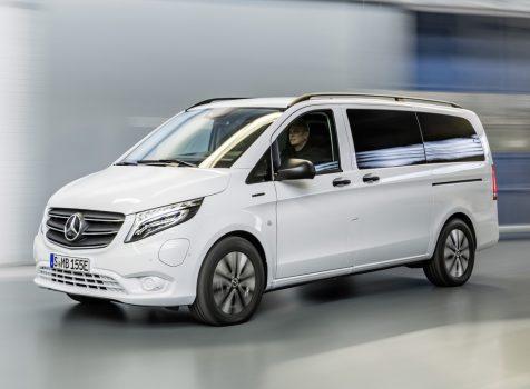 MERCEDES eVito Tourer (© Daimler)