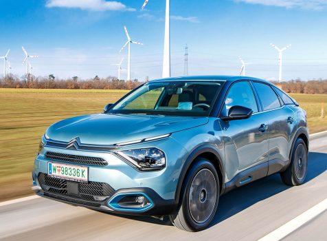 Citroën ë-C4 (© AUTOMOBILES CITROËN)