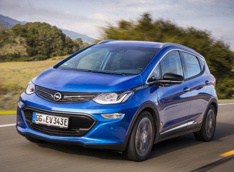 Opel Ampera-e (© Opel Automobile GmbH)