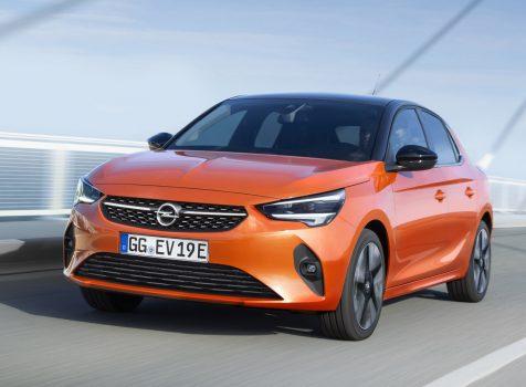 Opel Corsa-e (© Opel Automobile GmbH)