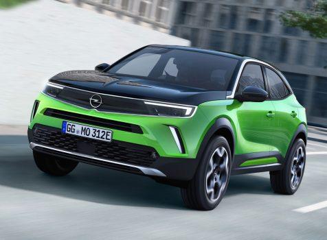 Opel Mokka-e (© Opel Automobile GmbH)