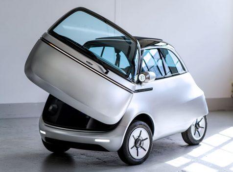MICRO Microlino 2.0, (© Micro Mobility Systems AG)