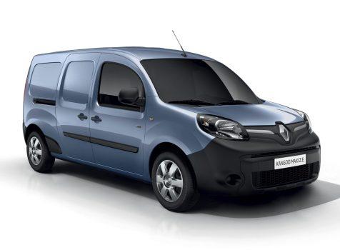 RENAULT Kangoo Maxi Z.E. 2-Sitzer (© Renault)