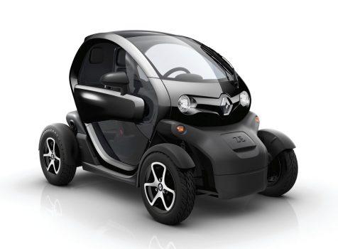 RENAULT Twizy 80 (© Renault)