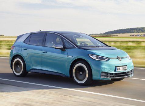 VW ID.3 (© Volkswagen AG)