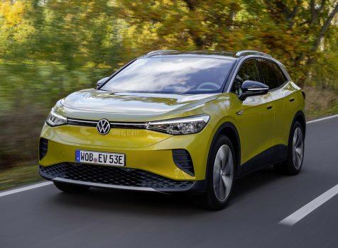 VW ID.4 (© Volkswagen AG)