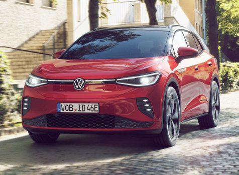 VW ID.4 GTX (© Volkswagen AG)