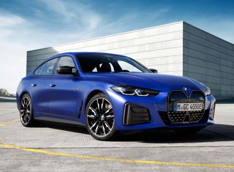 BMW i4 M50 (© BMW Group)