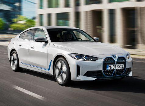 BMW i4 eDrive40 (© BMW Group)