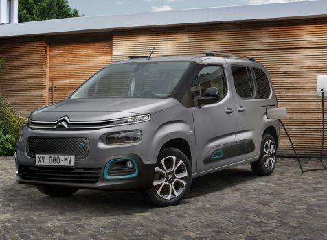 Citroën ë-Berlingo M (© AUTOMOBILES CITROËN)