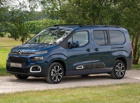 Citroën ë-Berlingo XL (© AUTOMOBILES CITROËN)
