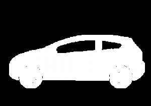 Icon Kompaktklasse weiß