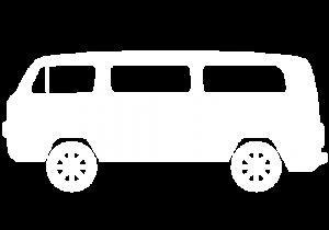 Icon Van/Bus Weiß