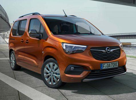 Opel Combo-e Life (© Opel Automobile GmbH)