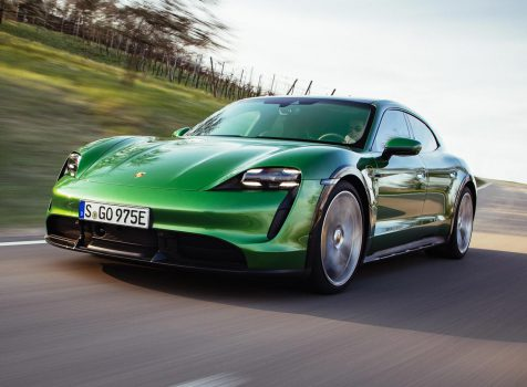 PORSCHE Taycan Cross Turismo Turbo (© Porsche AG)